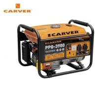 Petrol power generator CARVER PPG-3900 Power home appliances Backup source during power outages Benzine power stations