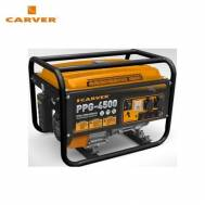 Petrol power generator CARVER PPG-4500 Power home appliances Backup source during power outages Benzine power stations